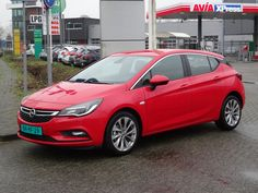 The 2017 Opel Astra