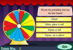 This section contains over 120 original, super fun online math games covering all subjects for kids in grades Probability Games, Fun Math Games, Math Activities, Counting Games, Interactive Activities, Math College, Sixth Grade Math, Grade 3, Math Classroom