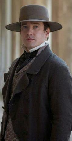 Matthew MacFadyen as Arthur Clennam in Little Dorrit