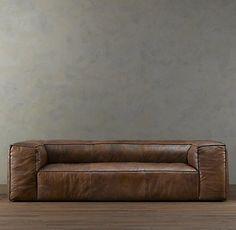 Vieilli, usé, vintage, du cuir qui sent le cuir.