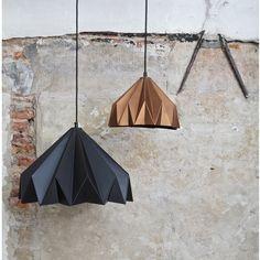 Be Pure Hanglamp Crease Small, kleur koper - 800491-C | Meubelpartner