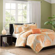 Twin/XL Full/Queen Senna Comforter Set Bedding Bedroom Intellegent Design  #IntelligentDesign