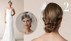 10. the perfect 'do #modcloth #wedding