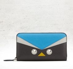 Obsession of the week: the Fendi QuTweet Crayons wallet