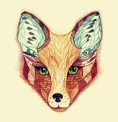 foxes for zoe