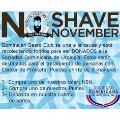 #noshavenovember @dominicanbeardclub