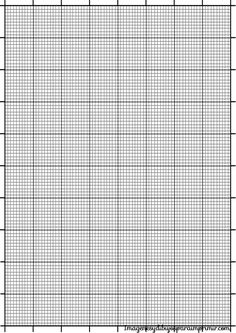 Free printable Engineering Graph Paper - 1/10 Inch (PDF) from ...