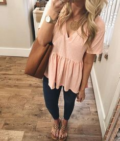 cute summer casual