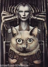 Brain Salad Surgery: The H. R. Giger artwork that inspired 'Alien' Chur, Illustrations, Illustration Art, Hr Giger Art, Giger Alien, Son Chat, She Wolf, Sci Fi Art, Surreal Art
