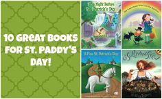St. Paddy's Day Books