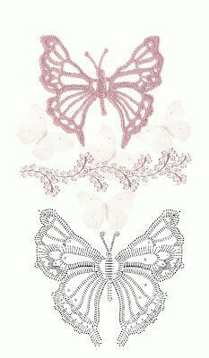 Mariposas y animales