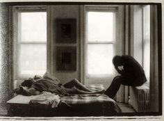 Duane Michals - The Fallen Angel