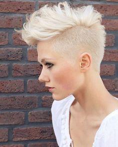 fryzura damska krótka - Szukaj w Google