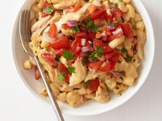 Chili-Chicken Mac and Cheese Recipe : Food Network Kitchen : Food Network - FoodNetwork.com