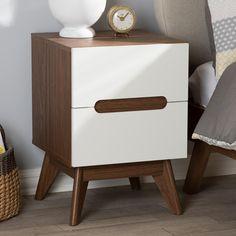 Bilderesultat for nightstand white