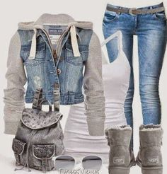 sweater outfit ideas for 2014 fall winter look - Bilder Land