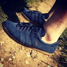 Adidas London on the street