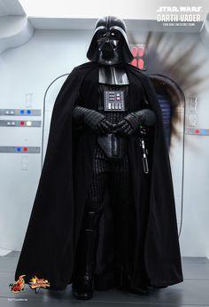 Darth Vader Armor, Darth Vader Figure, Vader Star Wars, Star Wars Toys, Star Wars Art, Star Trek, Coleccionables Sideshow, Cuadros Star Wars, Greatest Villains