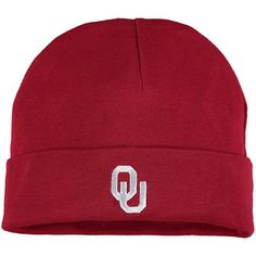 Oklahoma Sooners Top of the World Toddler Team Logo Cuffed Knit Hat - Crimson - $9.99