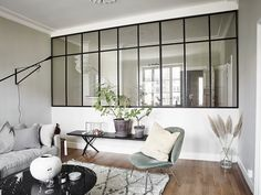 Home tour: Kontor i stuen og varme farver på væggene – Kreavilla