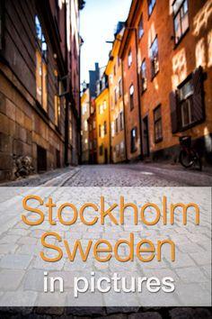 Stockholm Sweden in