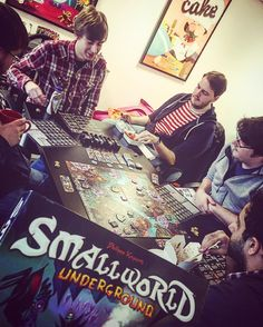 Today we decided to play Small World  . . . #BGG #BoardGameGeek #PlayToWin #Games #LunchtimeFun #Fun #SmallWorld #Game #GameStudio #Gaming #Games #TableTopGaming #Gamer #GameDevelopment #GamesAtLunch #Lunch #StudioFun #BoardGame #BoardGames #GameDev #Ga