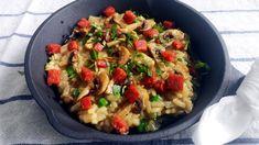 Foto: Rolf T. Chorizo, Risotto, Potato Salad, Pork, Pizza, Potatoes, Meat, Chicken, Ethnic Recipes
