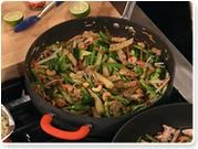 Bob Harper's Stir Fry - We love making this dish because it is yummy and so healthy!