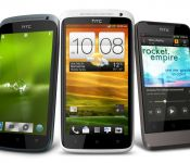 HTC is all set to bring its brand new One Series android smartphones to the market globally after unveiling them in February at the Mobile World Congress (MWC). The One Series smartphones include One X, One S and the One V models. These models boast Android 4.0 Ice Cream Sandwich OS and are positioned targeting different market segments.