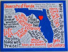 University of Florida canvas