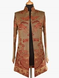 shibumi-silk-long-nehru-jacket-bracken-green