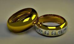 Rings - Created by Rick Savage - Blender 2.69