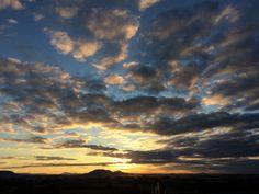 #sunset #puestadesol #colores #cielo #atardecer #otoño #autumn