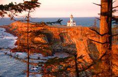 Southern Oregon Coast Lighthouses