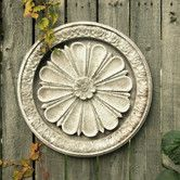 Found it at Wayfair - Abbott Medallion Wall Decor