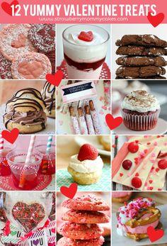 12 Yummy Valentine T