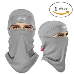 aegend Balaclava Windproof Ski Face Mask Winter Motorcycle Neck Warmer Tactical Balaclava Hood Polyester Fleece for Women Men Youth Snowboard Cycling Hat Outdoors Helmet Liner Mask-Black, 1 Piece Mouth Mask Fashion, Helmet Liner, Balaclava, Outdoor Woman, Neck Warmer, 1 Piece, Skiing, Winter, Workwear