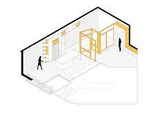 Galería de Vivienda y patio en el Poblenou / CAVAA arquitectes - 15