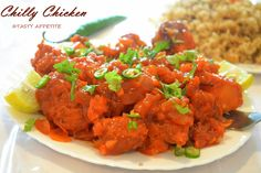 Tasty Appetite: Chilly Chicken Recipe / How to make Chilly Chicken...