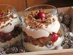 Weihnachtliches Lebkuchen - Schicht - Dessert. Über 72 Bewertungen und für raffiniert befunden. Mit ► Portionsrechner ► Kochbuch ► Video-Tipps! Jetzt entdecken und ausprobieren!