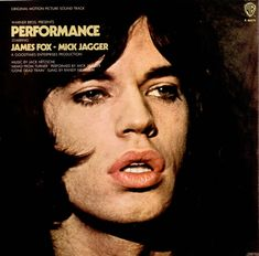 For Sale - Mick Jagger Performance - Burbank Label UK  vinyl LP album (LP record) - See this and 250,000 other rare & vintage vinyl records, singles, LPs & CDs at http://eil.com