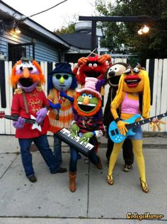 Muppet Band - Dr. Teeth and the Electric Mayhem