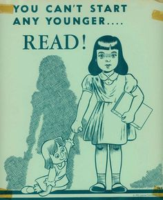 This will scare any kid into reading!