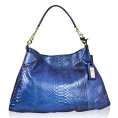 Ghibli Italian Designer Metallic Cobalt Blue Python Leather Purse Bag w/Chain Ghibli,http://www.amazon.com/dp/B00DNFZ0M2/ref=cm_sw_r_pi_dp_xjJ3rb065SQJP3CJ