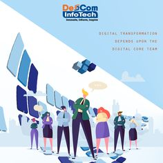 Digital transformation depends upon the digital core team, and team effort always brings happiness. Make your business more effective with our digital team. Find out more about us Best Seo Company, Best Digital Marketing Company, Digital Marketing Services, Good Company, Digital India, Web Design Company, Creating A Brand, Head Start, Business Website