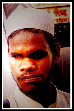 The Blind Man of Bandra