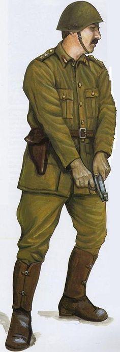 Greek Army uniform WWII, pin by Paolo Marzioli