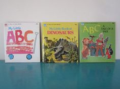 Title: ABC A Tale of a Sale  Author: Joyce Hovelsrud Illustrated By: William Heckler Publisher: Whitman Press  Copyright: 1972 Binding: Hardcover  Page Count: 28 Book Condition: There is some shelf, corner, and spine wear.