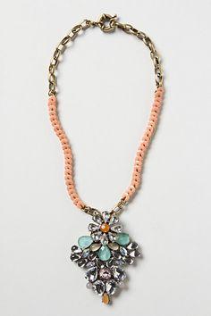 Tasso Necklace #anthropologie