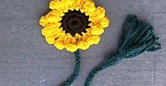 Sunflower Book Marker
